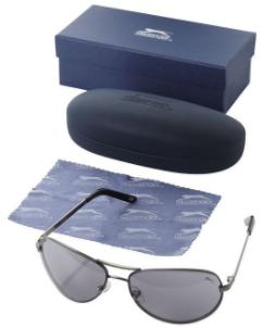 Slazenger zonnebril in geschenk verpakking